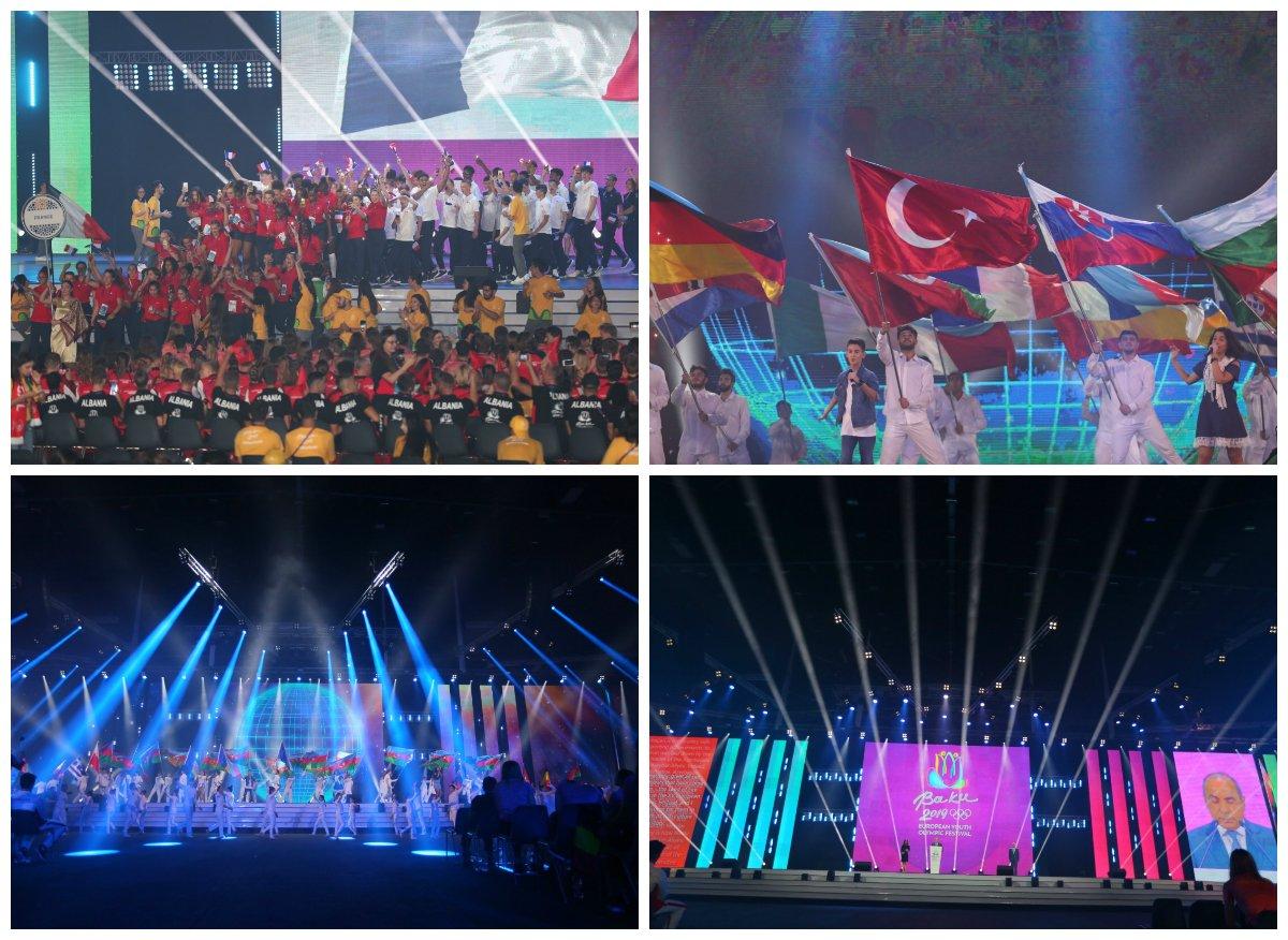 Самые запомнившиеся моменты с Олимпийского фестиваля 2019 (ФОТОРЕПОРТАЖ)