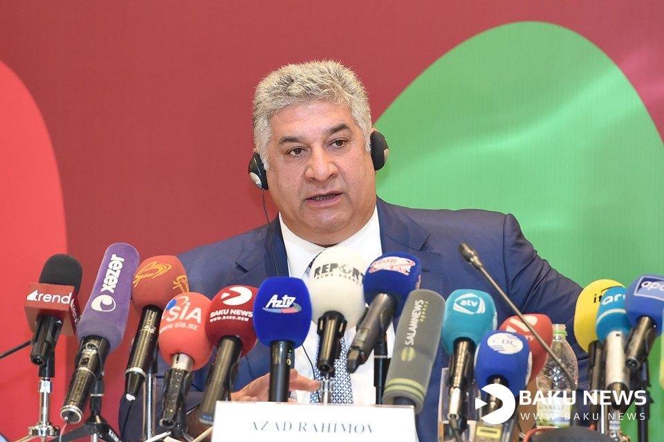 Состоялась заключительная пресс-конференция EYOF-2019 (ФОТОРЕПОРТАЖ)