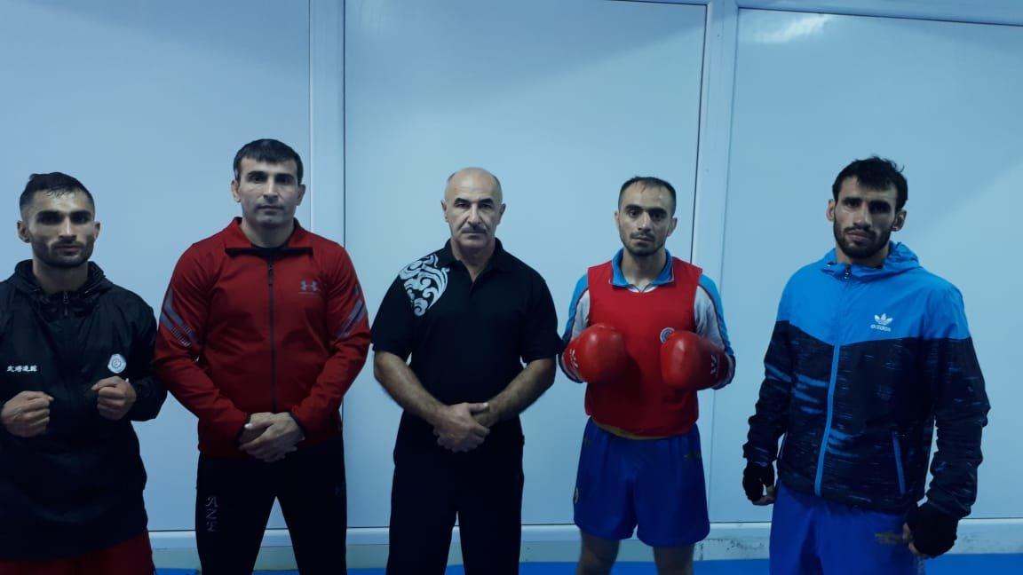 Uşu üzrə Azərbaycan yığma komandası sabah dünya çempionatına yola düşür