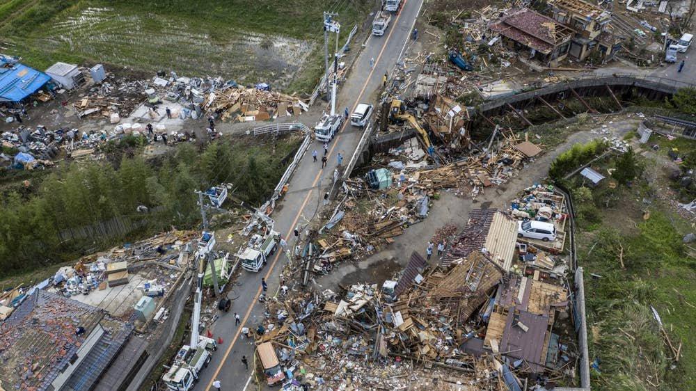 """В результате тайфуна """"Хагибис"""" в Японии азербайджанцы не пострадали"""