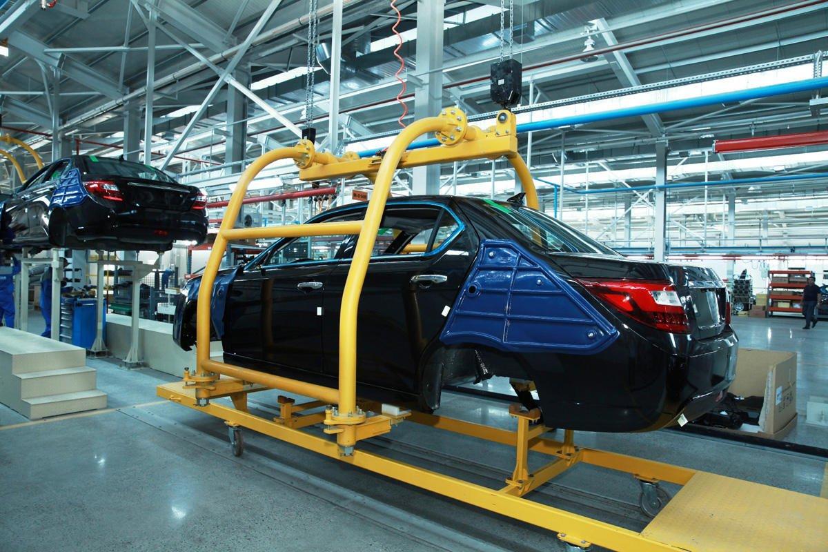 Производство автомобилей в Азербайджане возросло в 6,5 раза