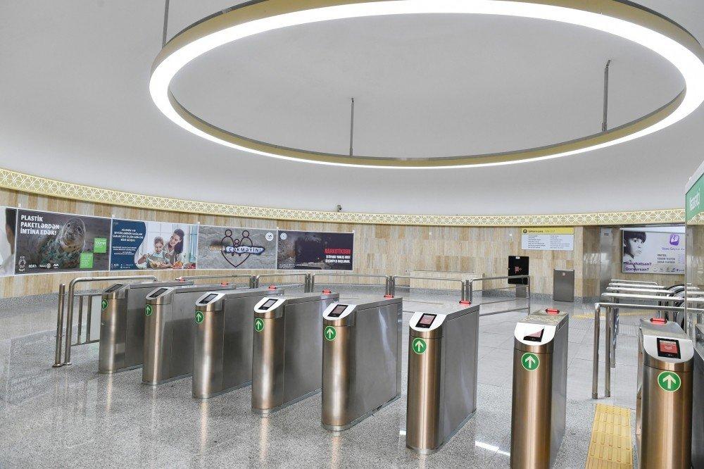 В Бакинском метрополитене сменили начальников станций и их заместителей