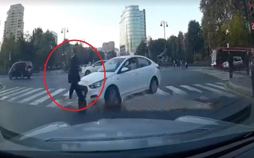 Oktay Güləliyevin avtomobillə vurulması faktı ilə bağlı cinayət işi başlanıb - RƏSMİ