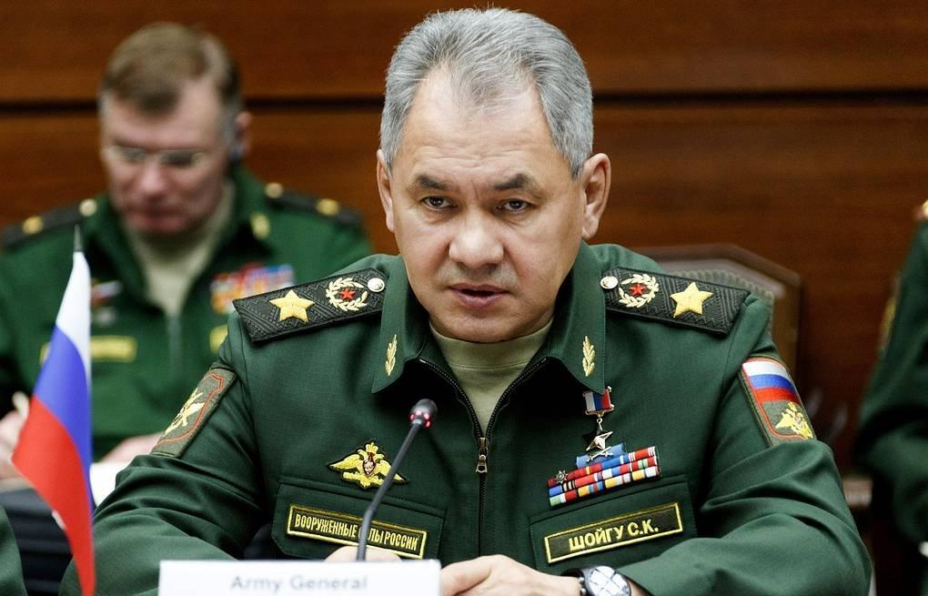 """Sergey Şoyqu: """"Silahlı Qüvvələrimizin döyüş hazırlığının qəfil ..."""