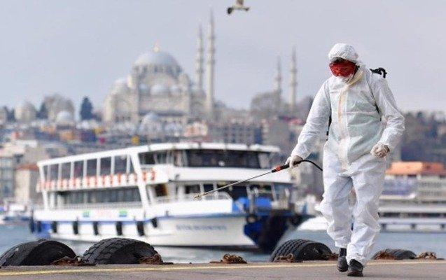 Türkiyədə COVID-19-dan 108 nəfər ölüb